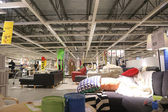 Display furniture set of IKEA Coquitlam Store — Stock Photo