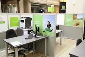 H&R Block is a tax preparation  — Stock Photo