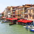 Stock Photo: Venice Grand Canal view.