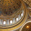 Italy, rome, st. peters cathedral — Stock Photo #15571583