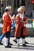Wolfgang Amadeus Mozart — Stock Photo