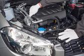 Check engine — Stock Photo
