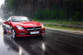 Mercedes-Benz SLK 350 — Stock Photo