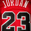 Stock Photo: Michael Jordjersey