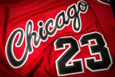 Michael Jordan jersey — Stock Photo