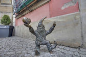 Gnome in Wroclaw — Stock Photo