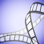 Camera Film — Stock Vector