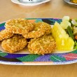 Curried fish cake — Foto de Stock