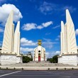 Stock Photo: Democracy monument in Bangkok