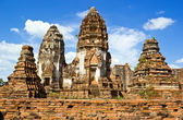 Ancient buildingWat Phra Si Rattana Mahathat — Stock Photo