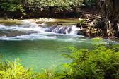 Chet Sao Noi Waterfall in Saraburi — Стоковое фото