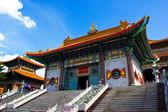Tempio in stile cinese — Foto Stock