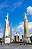 монумент демократии в бангкоке, таиланд — Стоковое фото