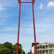 Stock Photo: Giant Swing in Bangkok