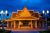 King Rama III Memorial Park — Stock Photo