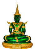 Emerald buddha for summer — Stock Photo