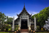 Wat Lok Moli, Chiangmai — Stock Photo