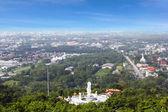 City scenery from Hat Yai public park — Stock Photo