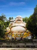Pomnik mahakatyayana w tajskiej tradycji — Zdjęcie stockowe
