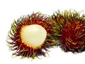 Sweet rambutan — Stockfoto