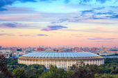 Luzhniki stadium — Stock Photo