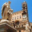 Palermo Cathedral — Stock Photo