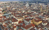 Panorama of Florence cityscape, Italy — Stock Photo