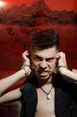 Anger — Foto de Stock