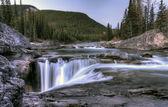 брэгг крик водопад — Стоковое фото