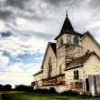 Old Abandoned Church — Stock Photo