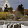 Idaho Falls — Stock Photo #33628287