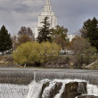 Idaho Falls — Stock Photo #33628393