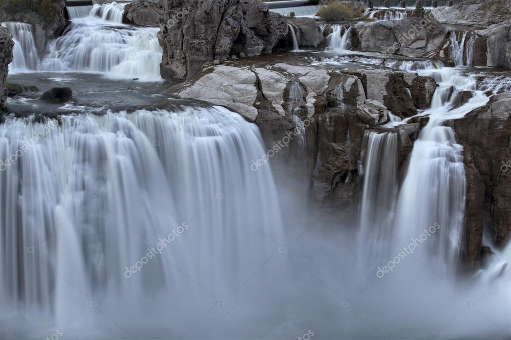 Водопад Идахо