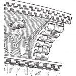 Corbell, vintage engraving — Stock Vector #13683095