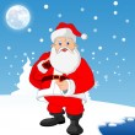 Santa Claus, illustration — Stock Vector #16193555