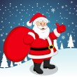 Santa Claus, illustration — Stock Vector #16193701