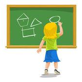 Education, illustration — Stock Vector
