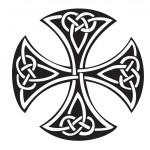 Celtic Cross — Stock Vector #4762977