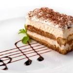 Tiramisu cake — Stock Photo #36992055