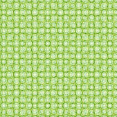 Vintage green pattern — Stock Photo