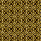 Classic golden pattern — Stock Photo