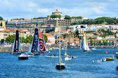 Extreme sailing series — Stockfoto