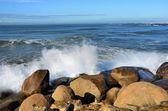 Nad morzem — Zdjęcie stockowe