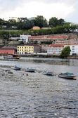 River Douro and the city of Porto — Stock Photo