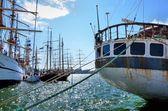 Tall-ships — Stock Photo