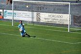 Juego de futbol — Foto de Stock