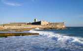 Sao Juliao da Barra fort — Stock Photo