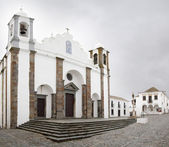 Monsaraz kirche — Stockfoto