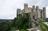 Obidos Castle — Stockfoto