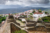 Marvao overview — Stock Photo